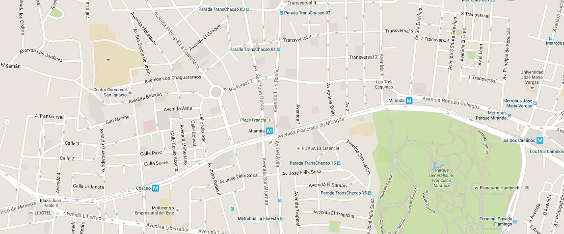 Portada Altamira Mapa