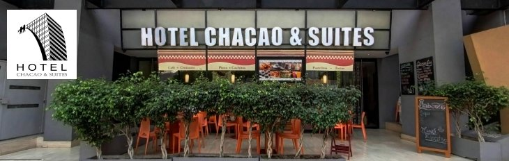 Hotel Chacao Suites Banner