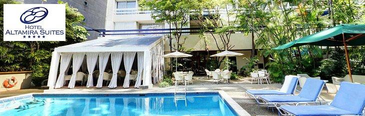 Hotel Altamira Suites Banner